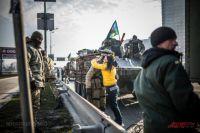 Киевляне встречают героев