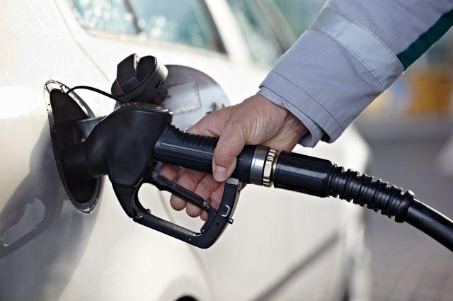 Цены на газовое и дизельное топливо немного упали.