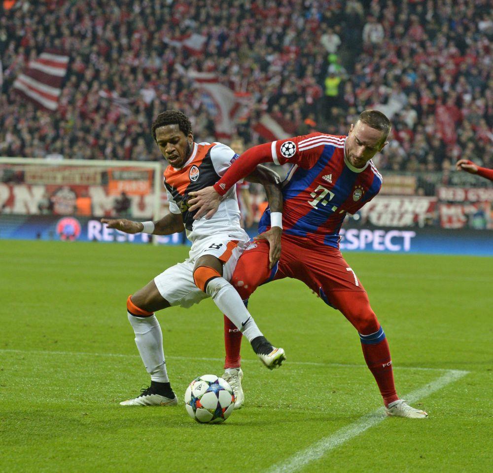 Матч «Шахтер» – «Бавария»