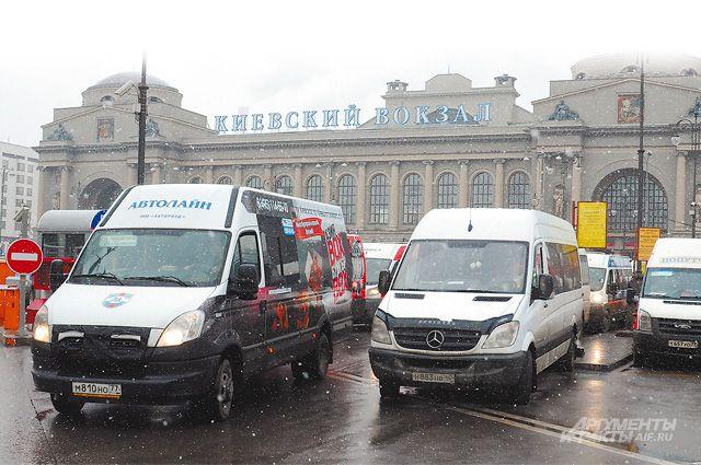 Частных перевозчиков мотивируют на покупку новых микроавтобусов.