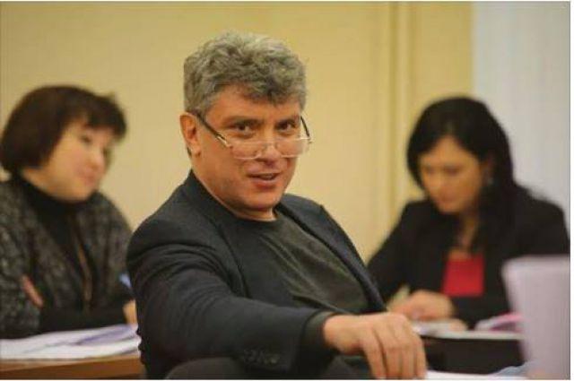 В яроблдуме Борис Немцов был самым ярким представителем оппозиции.