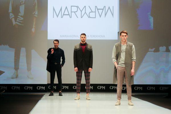 Работа Марии Тереховой и Марии Киизиной на конкурсе PROfashion Masters.