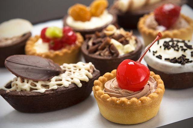 рецепты необычные десерты с фото
