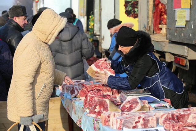 На ярмарке можно будет купить высококачественное мясо.