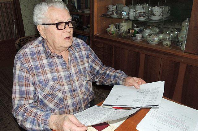 Анатолий Титов хочет восстановить свои права.