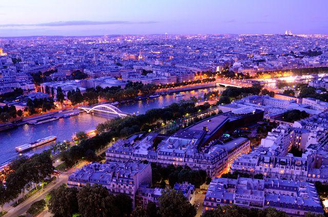 Кинофестиваль в Париже