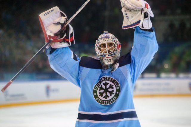 Хоккейная «Сибирь» выиграла второй домашний матч с «Металлургом»