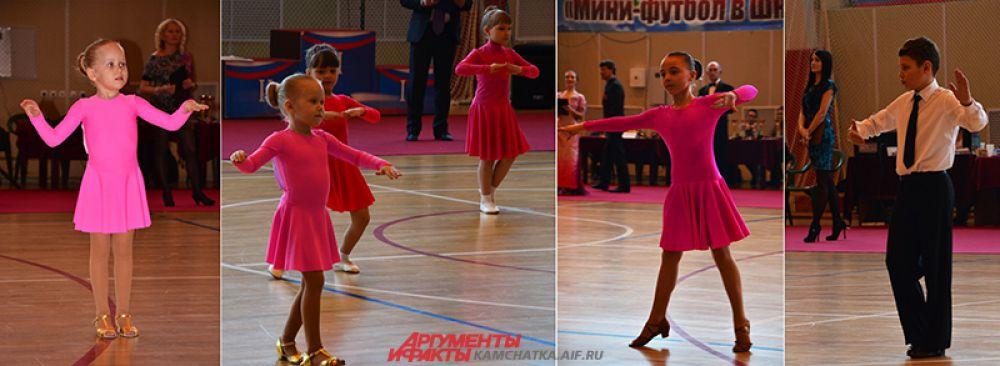 Очень сложная дисциплина - «соло». Программу турнира исполняют танцоры, у которых пока нет партнера.