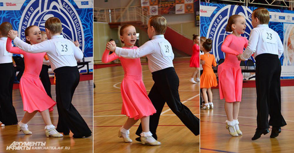 Кристина Бреус и Александр Пимкин стараются изо всех сил!