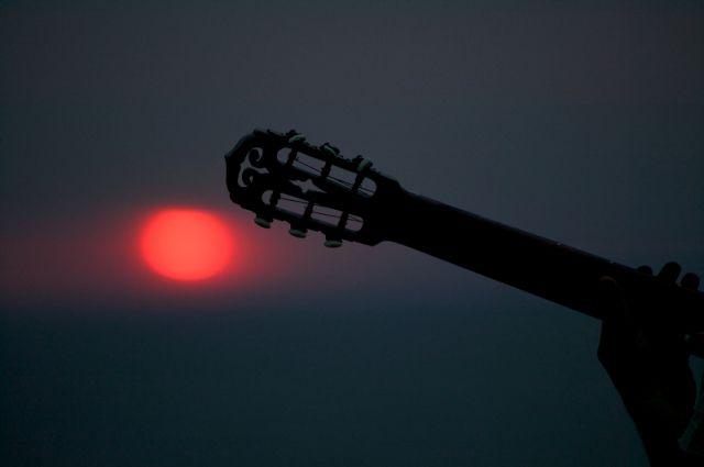 Фестиваль авторской песни будет проходить в Омске.