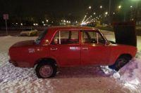 Автомобиль помещен на стоянку временного задержания.