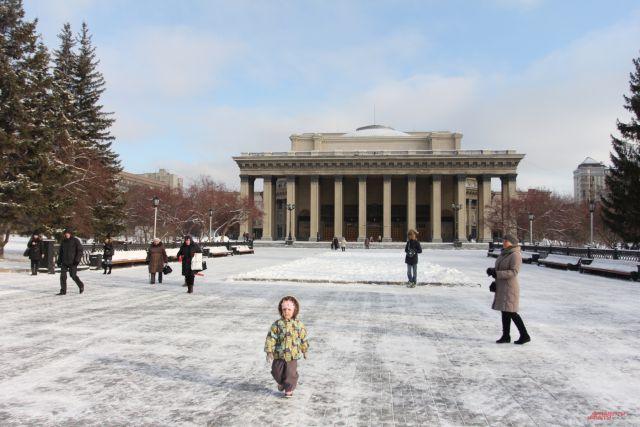 В Новосибирске заменили постер «Тангейзера»