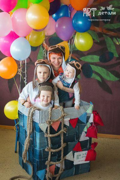 Участник №2. Порошина Анастасия 31 год сын - Вадим (почти 9 лет) сын - Тимур (4,5года) дочь - Мария (почти 2,5 годика)