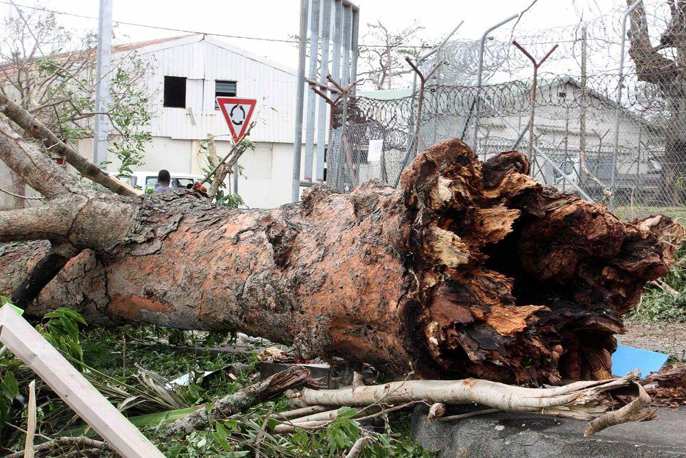 Кроме того, на западном берегу острова Эспириту Санто, самого крупного в составе тихоокеанского государства Вануату, произошло землетрясение магнитудой 5,7.