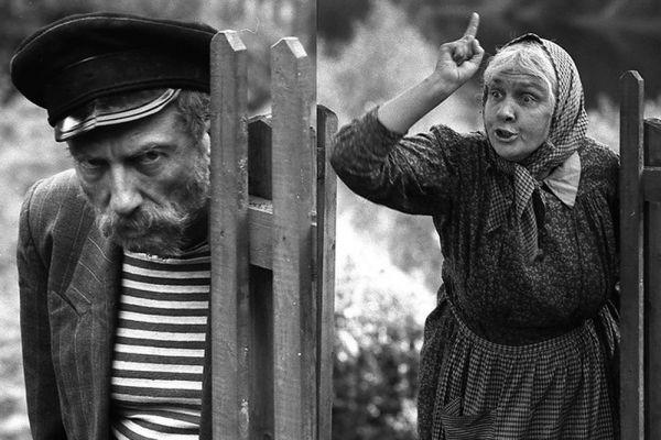 В 1990 году он снял художественный фильм «Чернов/Chernov» по собственной повести, где сыграл одну из ролей. На телевидении Юрский поставил фильмы «Фиеста» (1976), «Младенцы в джунглях» (1975), «По поводу лысой певицы» (2009).