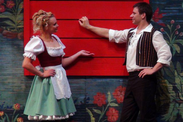 Свердловский театр драмы собирается на большие гастроли в Крым