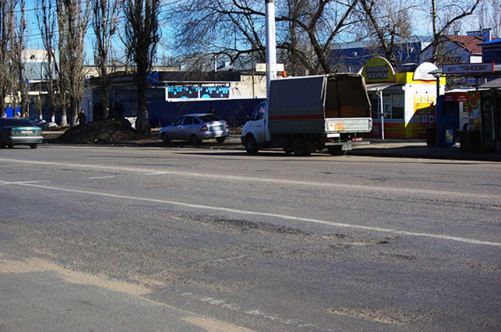 Улица Новосибирская