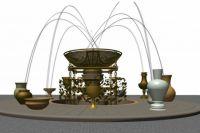 Проект фонтана