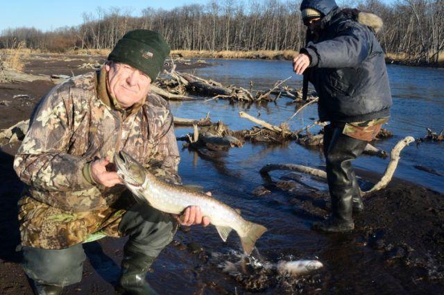 Прибрежный лов - хороший улов!