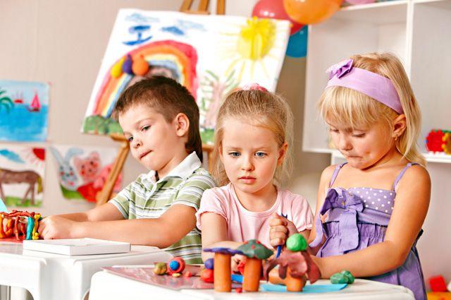 В Омске построят ещё четыре детских сада.