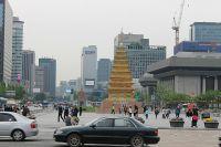 В Республике Корея история причудливо сочетается с современностью.
