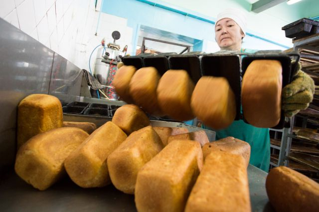 Цены на хлеб останутся стабильными