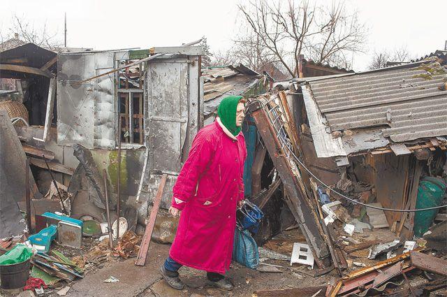 Деньги, полученные Украиной от МВФ, едва ли дойдут до тех, кого война лишила всего.