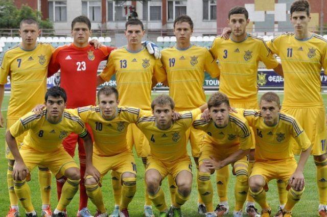Молодежная сборная Украины