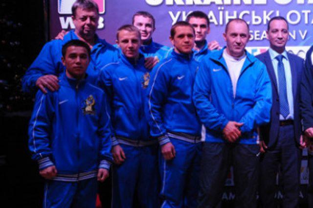 Украинские боксеры