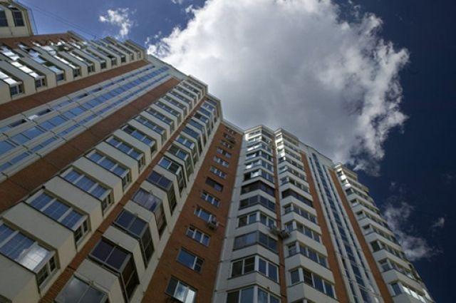 В микрорайоне запланировано строительство многоэтажных домов.