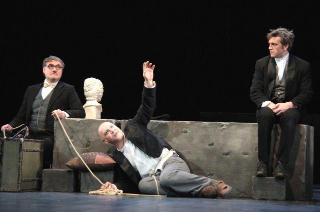 В Екатеринбурге пройдут гастроли известного театра им. Вахтангова