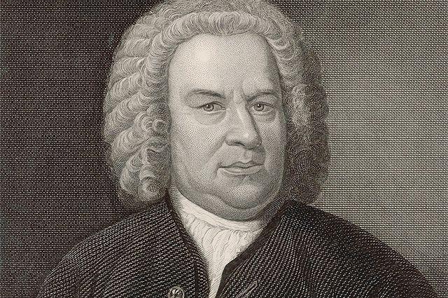 Иоганн Себастьян Бах.