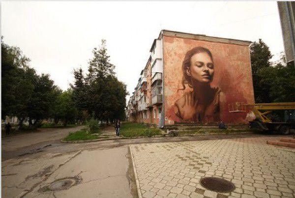 Сказочные граффити Каменец-Подольского