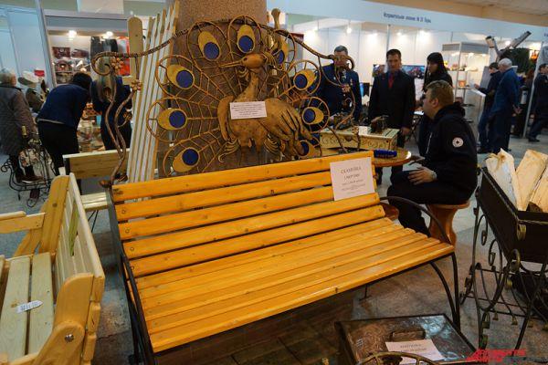 Скамейка - 3500 рублей.