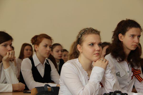 Интерес в глазах школьников - лучше всяких оценок