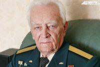 Ветеран Алексей Талызин.