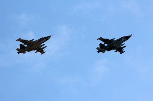 ...стратегические бомбардировщики Ту-95МС «Медведь».