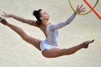 Украина среди мировых лидеров в художественной гимнастике