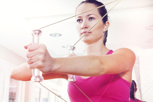 Как устранить узлы в мышцах Как? Так!
