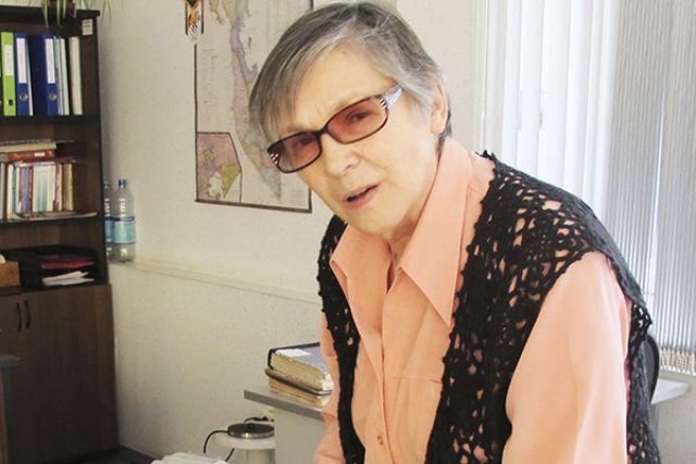 Елена Абрамова: «Архивы должны храниться вечно!»