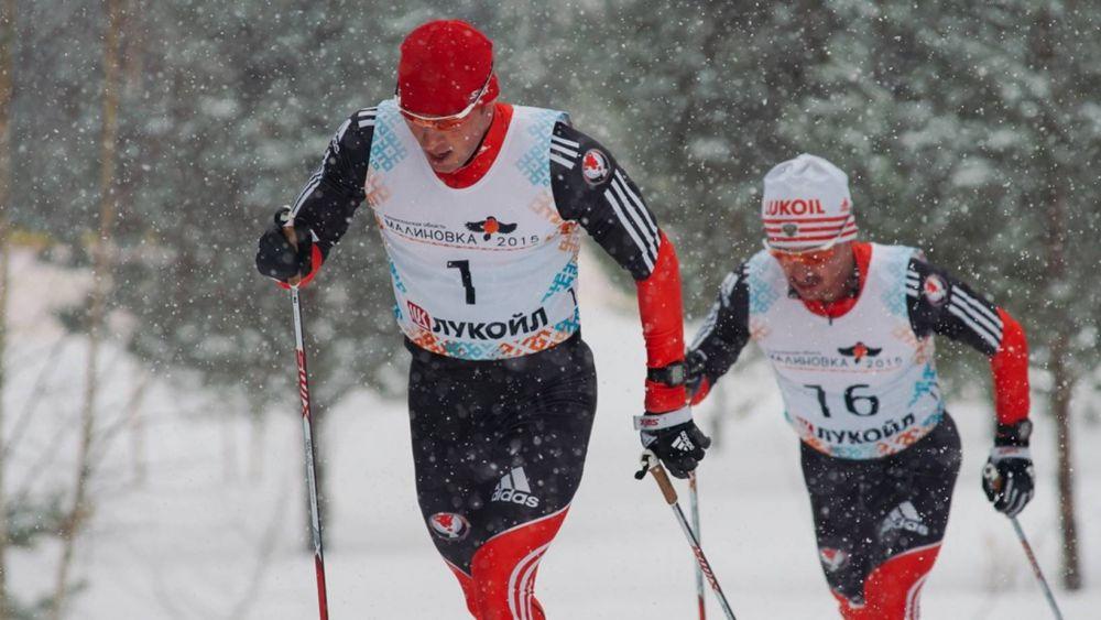 Константин Главатских из Удмуртии - лучший в скиатлоне.