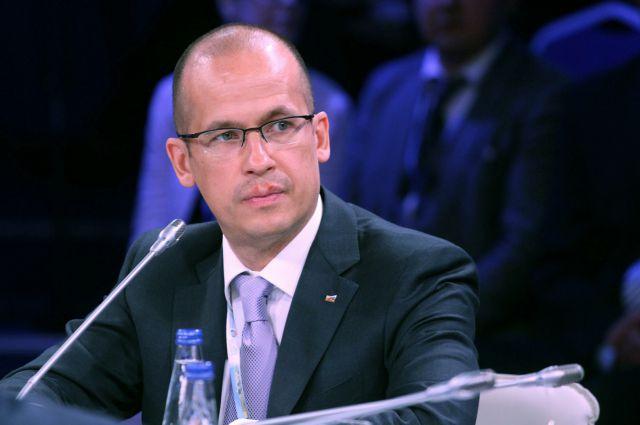 Сопредседатель ОНФ Бречалов отказался от претензий к губернатору Куйвашеву