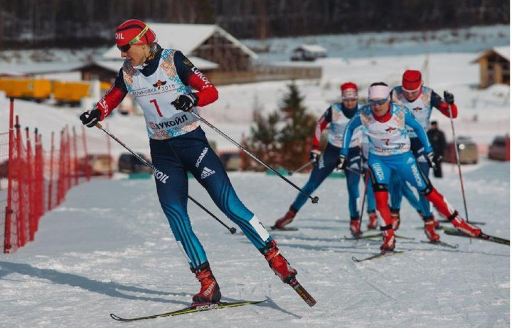 Наталья Матвеева - самый быстрый спринтер России.