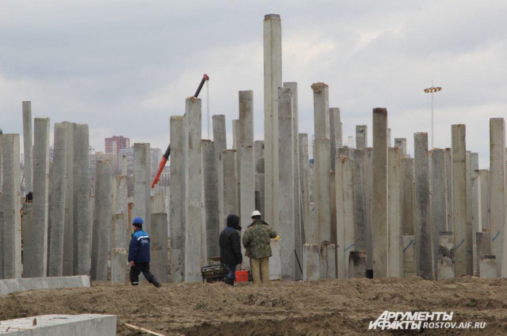 Решением Правительства РФ стоимость строительства стадиона подешевела на 3 млрд рублей.