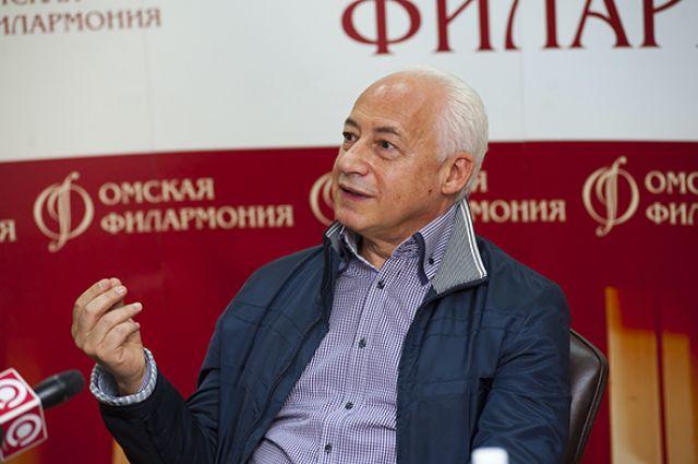 Владимир Спиваков снова приедет в Омск.