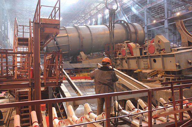 Силами Металлоинвеста в России впервые в постперестроечное время создается полноценная фабрика по выпуску окатышей.