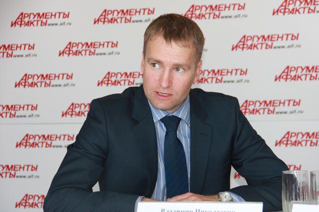 Владимир Чубук