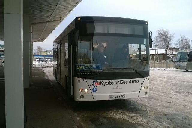 В Тольятти водитель автобуса