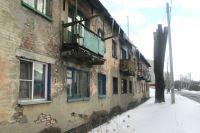 35,5 тыс. ветхих домов в Кемеровской области.