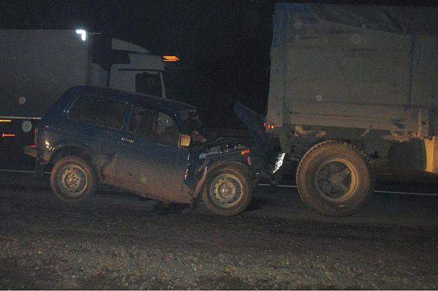 ДТП авария на 274 км трассы М4 ДОН в Тульской области